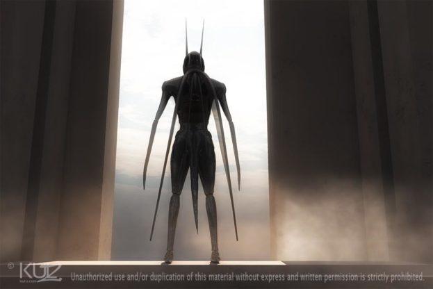 Poster: Harold, the Locust – Freedom